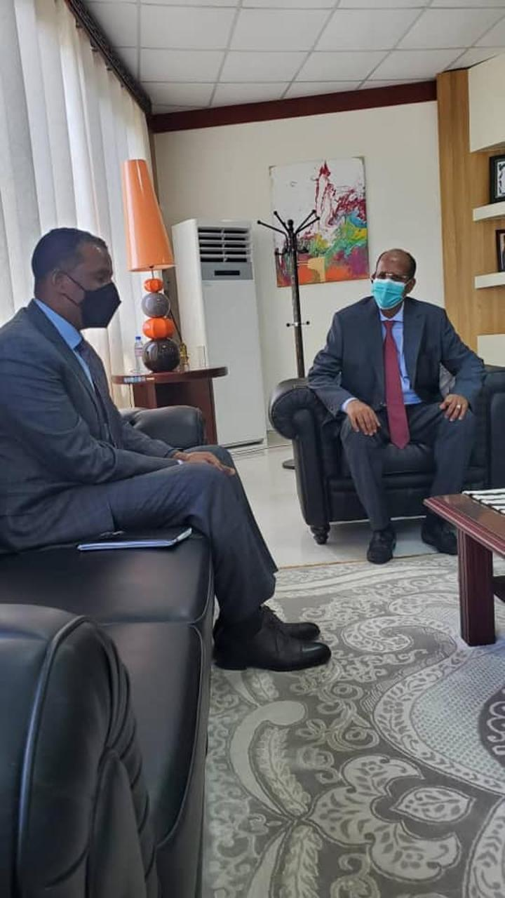 Foreign Minister Says Djibouti Attaches High Importance to Relation with Ethiopia