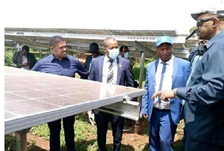 Solar Power Centers Inaugurated in Oromia
