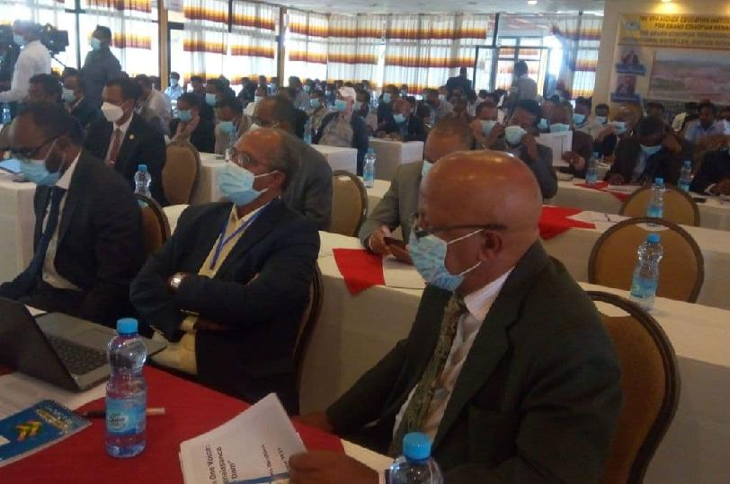 National Conference on GERD, Int'l Water Laws Kicks off in Gondar