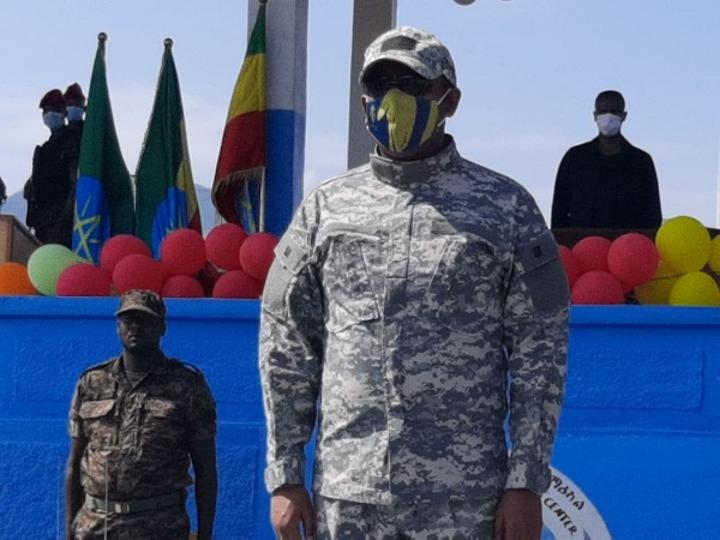 Military Graduates Encouraged by Presence of PM Abiy at the Ceremony
