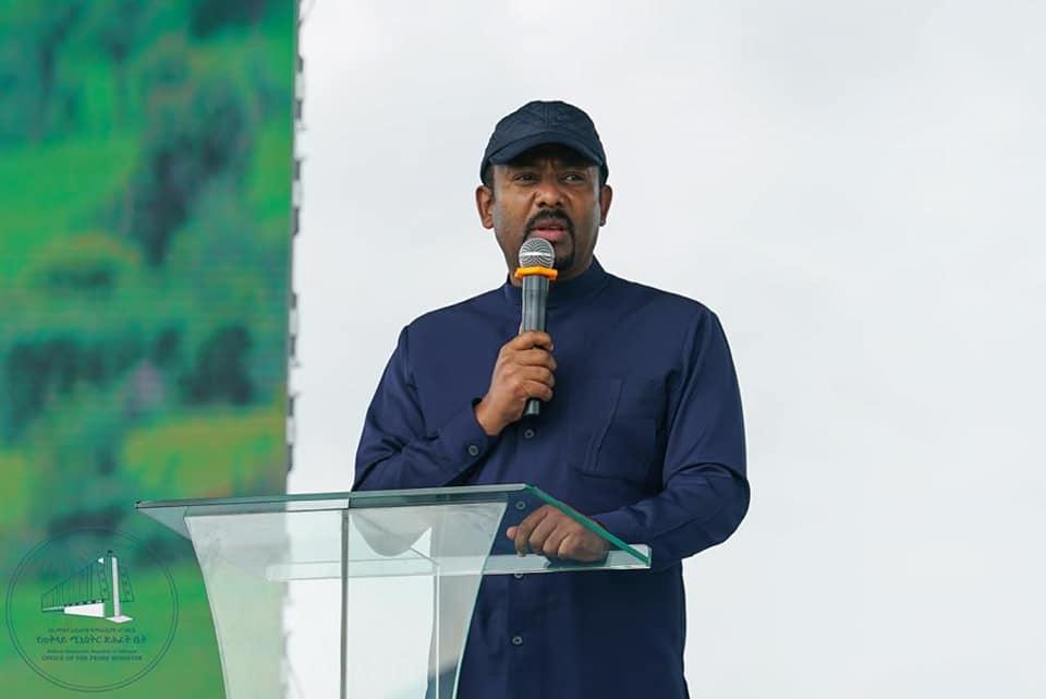 PM Abiy Says Green Legacy Initiative Vital to Ensuring National Dev't, Prosperity