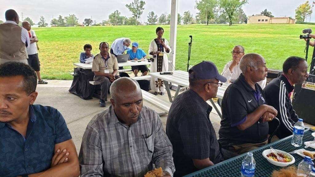 Ethiopians in Colorado Donates 100,000 USD for GERD Project