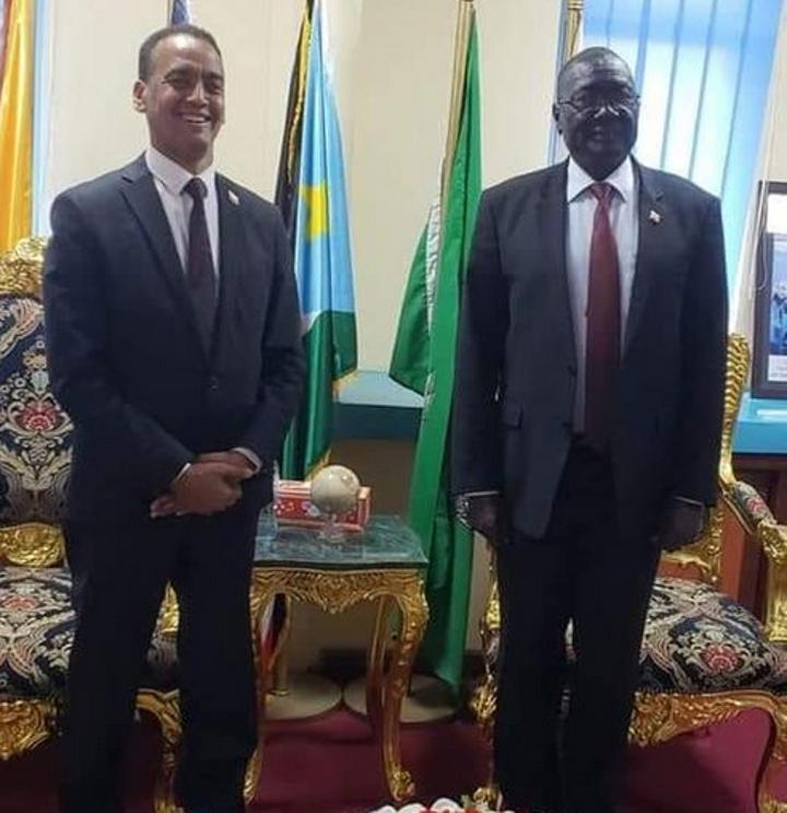 South Sudan Can't Allow Its Territory To Be Used Against Ethiopia: S. Sudanese Interior Minister