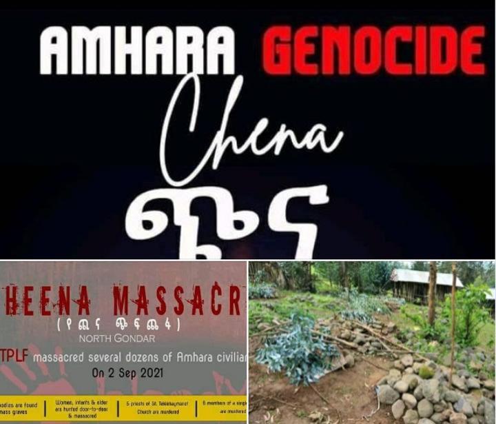 TPLF Massacres More Than 100 Civilians in Dabat Woreda Amhara Region
