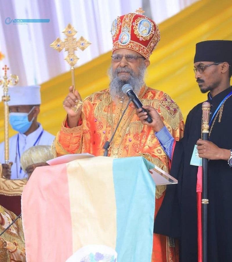 Patriarch Calls on All to Strive for Peace, Enhanced Unity