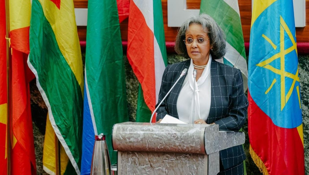 Reform Prevented Economic Downturn, Says President Sahlework