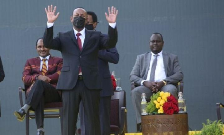 Abiy Expresses Appreciation to All Who Contributed to Successful Inauguration Ceremony