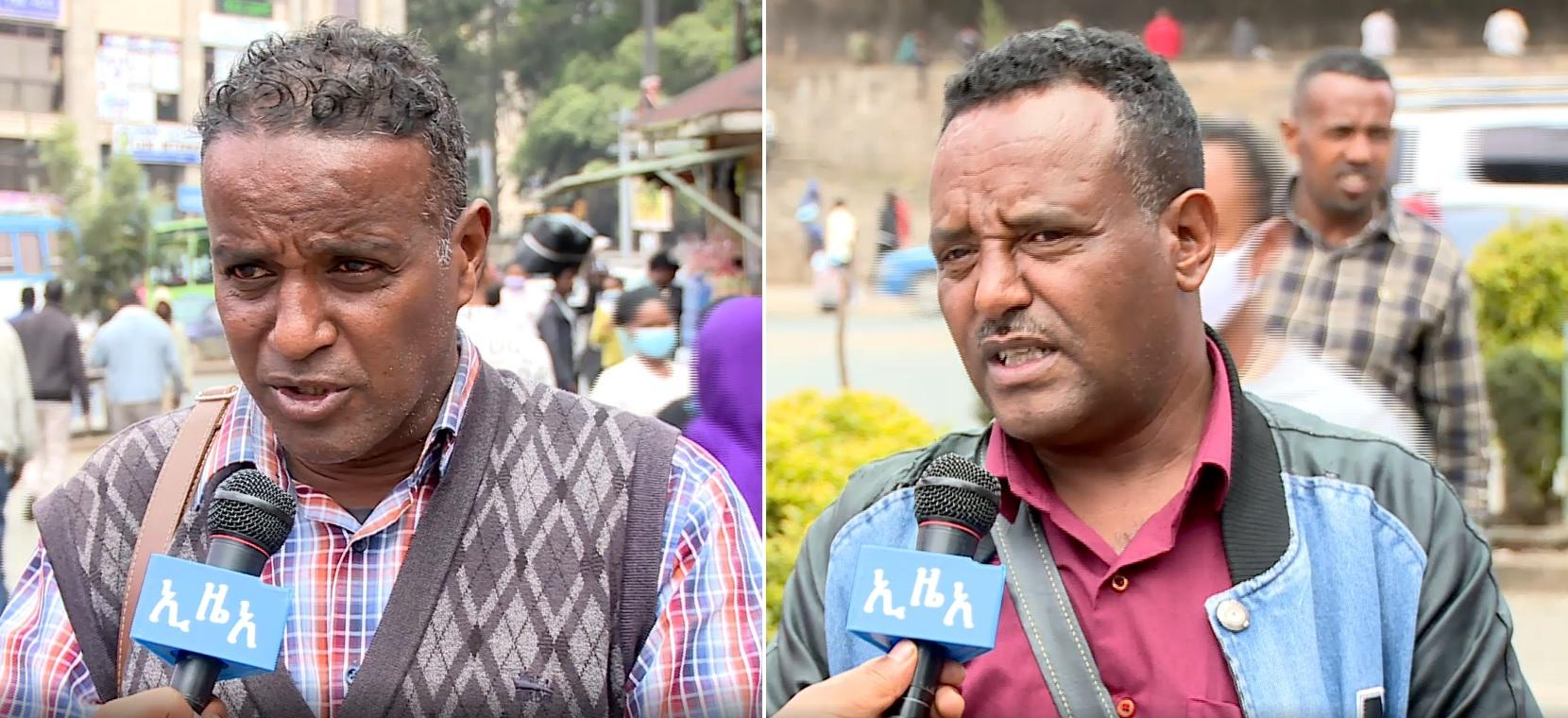 Promised Nat'l Dialogue Would Promote Unity, End Hostilities among Ethiopians: Residents