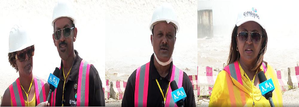 Witnessing Final Phase of GERD Great Victory for Ethiopians: Members of Diaspora