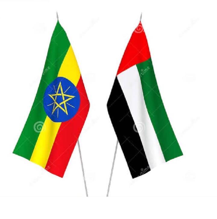 UAE Donates 50 Ambulances to Ethiopia
