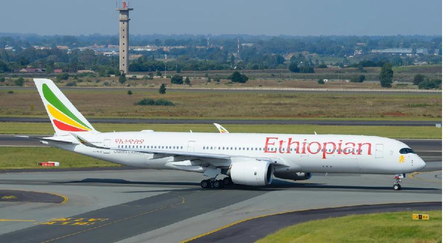 Ethiopian Resumes Flight to Enugu, Nigeria