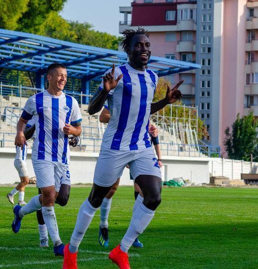 Dembo Darboe scores hat trick for Shkupi