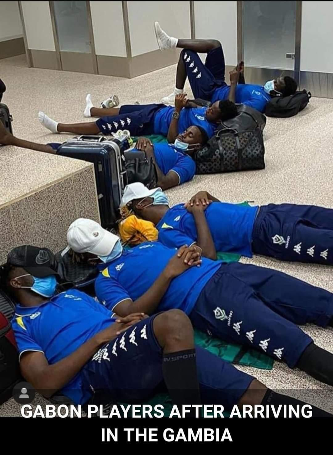 CAF fines Gambia $100,000 over Gabon incident