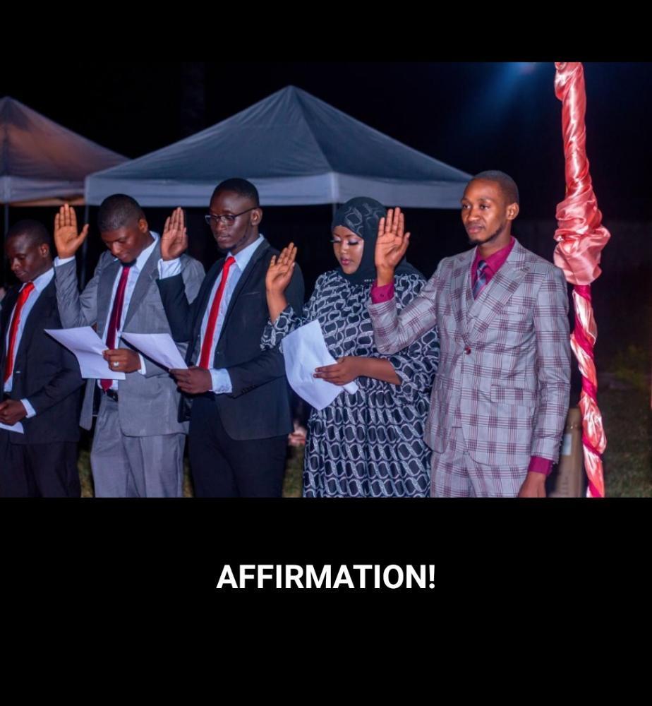 19th UTGSU Executive Council sworn-in