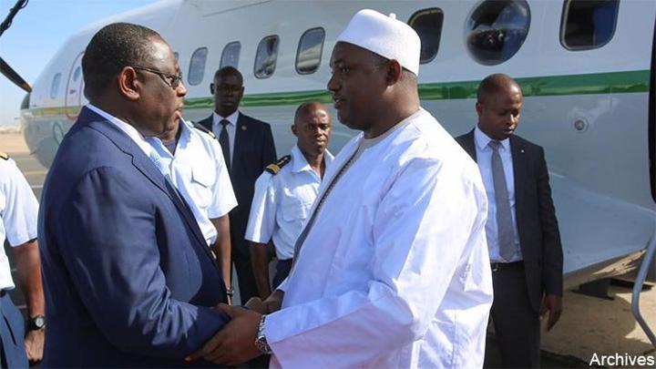 Gambia-Senegal signs agreement on transit trade facilitation