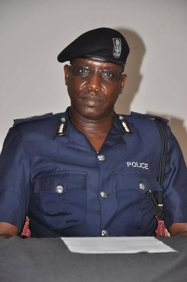 New IGP appointed
