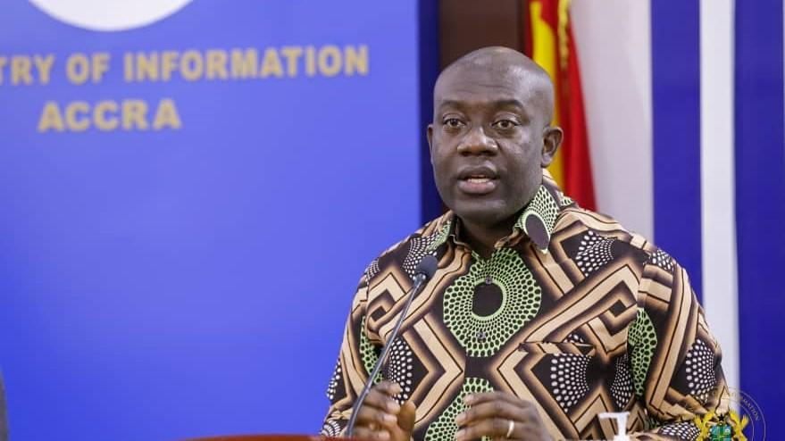 Gov't calls for calm as the nation awaits Presidential Election results