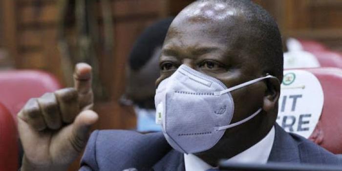 CS Kagwe Announces Free Covid-19 Vaccine for Kenyans