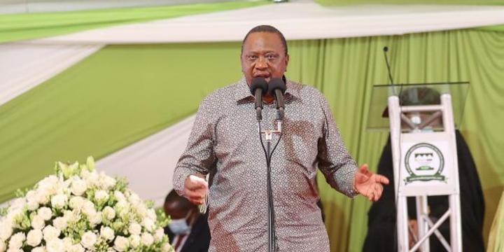 Uhuru Breaks Silence After Kang'ata's Letter