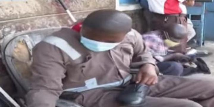 Shoemaker Born Blind Putting Himself Through Aviation School