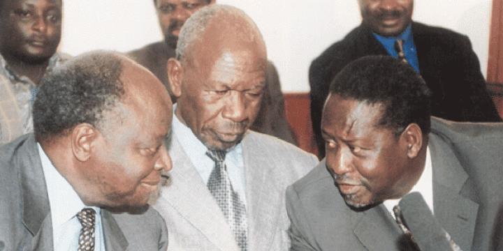 Raila: Ruto Should Learn From My Relationship With Kibaki