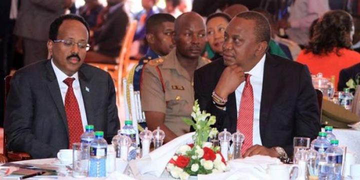 Kenya-Somalia Conflict Continues With New Message to Uhuru