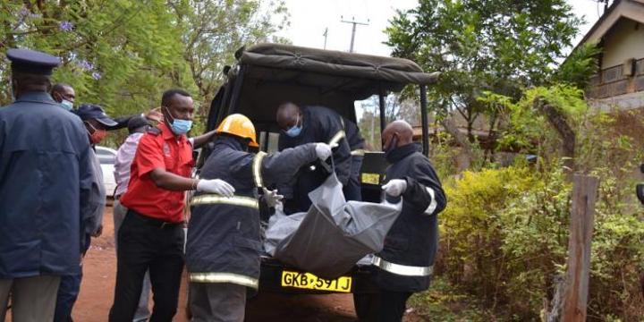 Journalist Collapses & Dies in Nairobi