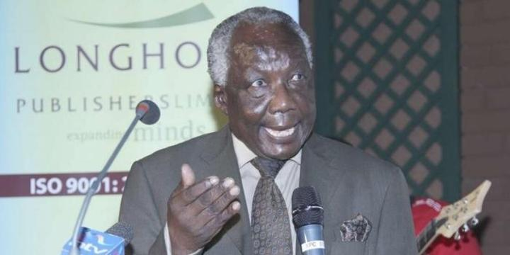 The Late Philip Ochieng: From US College Dropout to Top Kenyan Journalist