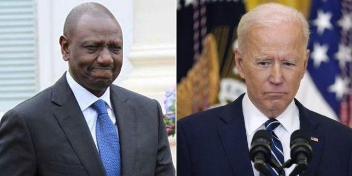 Ruto's Comparison of Himself to Biden Sparks Debate