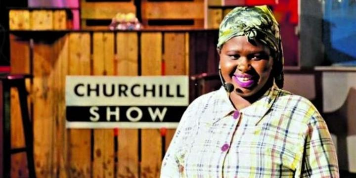 Churchill Comedian Jemutai Selling Her FB Account to Clear Debts