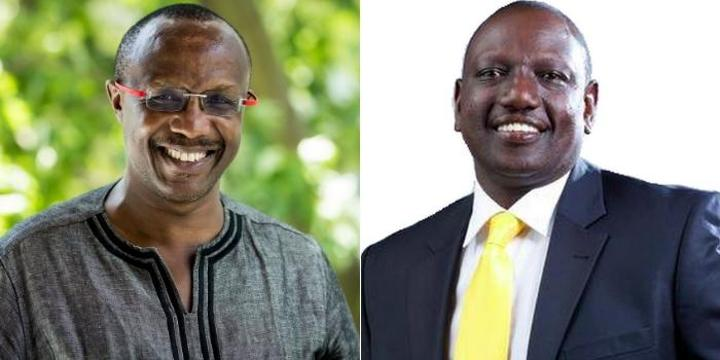 David Ndii's Meeting With Ruto Causes Jitters in Uhuru's Camp