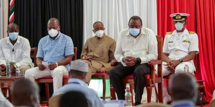 Kagwe Explains Intrigues Behind Uhuru Firing KEMSA Board
