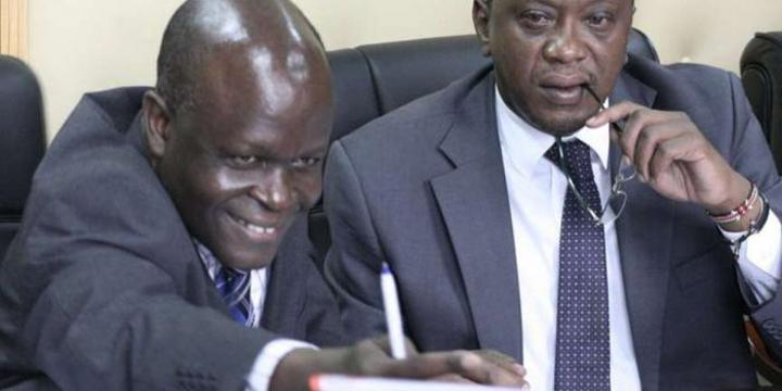 Demolished Lavington Property Linked to Uhuru's Business Partner