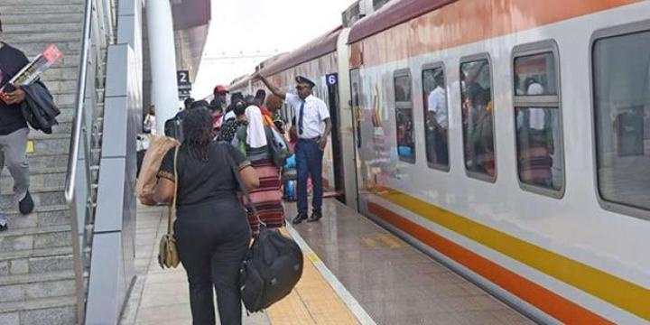 Kenya Railways Resumes SGR Passenger Train