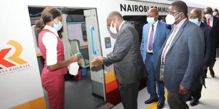 New Kenya Railways' Schedule for Commuter Train in 5 Nairobi Estates