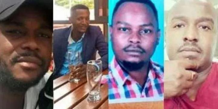 Police Find New Lead at Kitengela Club Where Murdered Friends Were Kidnapped