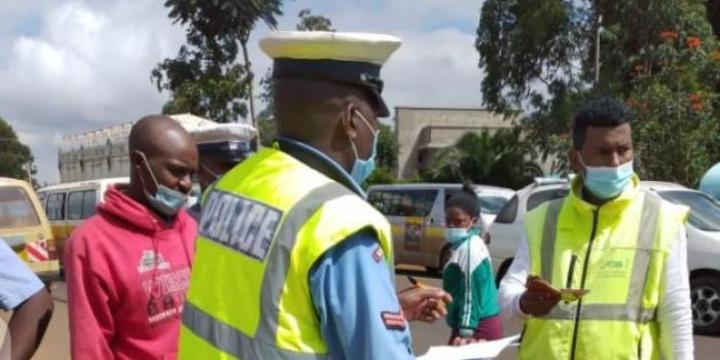 NTSA Begins Impromptu Countrywide Crackdown