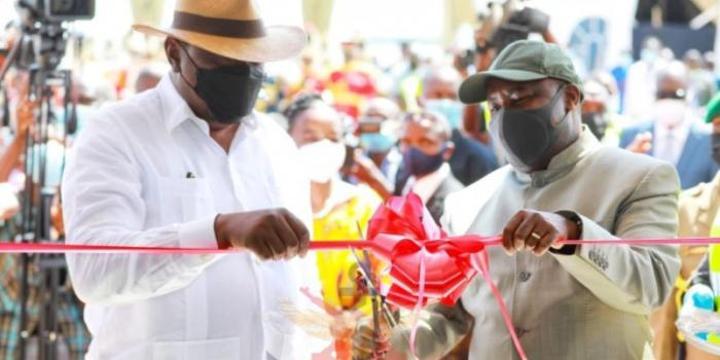 Uhuru's Special Gift for Burundi President