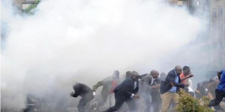 Police Raid Mwangi Kiunjuri's Meeting