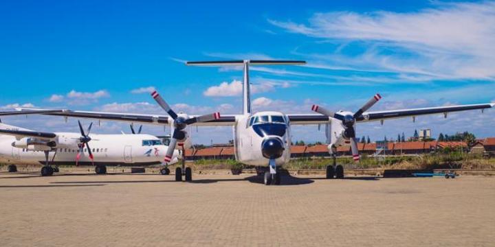 Kenya Sends Aid to Congo and India