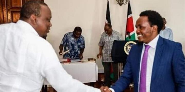 Debt is Beautiful - Zack Kinuthia Defends Uhuru's Borrowing