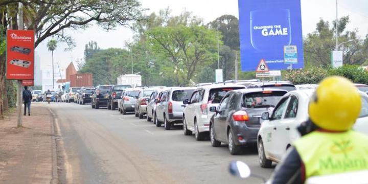 NMS Bans 6 Matatu Stations in Morning Test Run