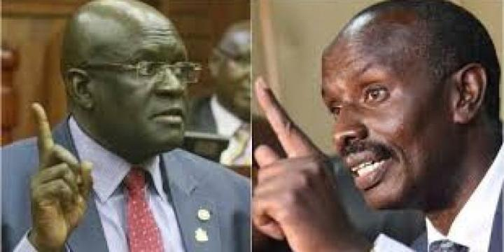 Magoha Should Use Tough Measures on Parents - Sossion