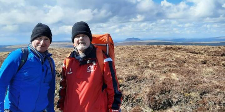 Irish Cancer Survivor Celebrates With Special Support to Kenya