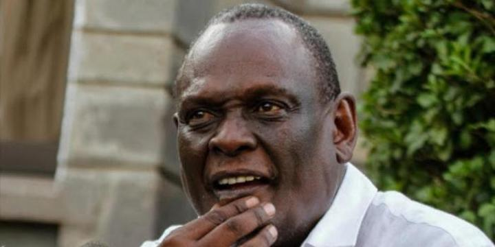 My Work in Jubilee Party is Completed -Murathe