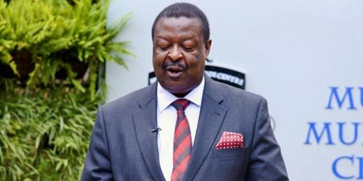Mudavadi Incident That Created Culture of Guarding Budget Briefcase