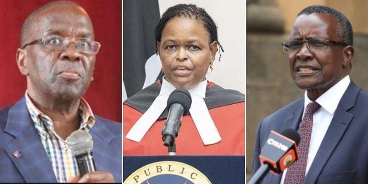 Maraga & Mutunga Accused of Chauvinism Against Martha Koome