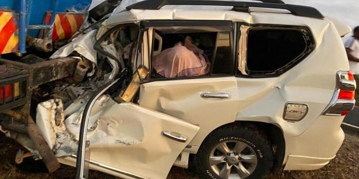 Multiple Deaths After Car Rams Into Lorry