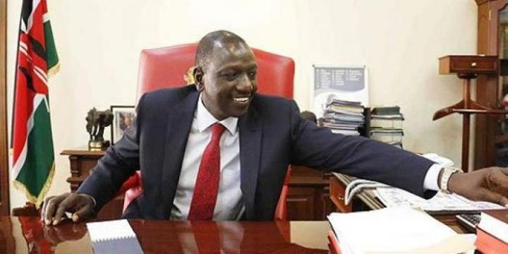 Ruto Supports Mutunga & Maraga in New Take on Uhuru