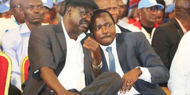 Kalonzo Disrupts Uhuru Plans to Support NASA Candidate